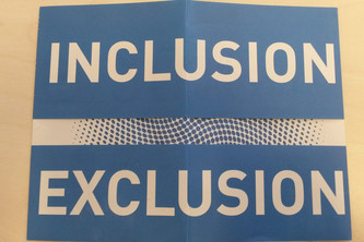 Conference Theme: Inclusion and Exclusion, Resources for Educational Research?