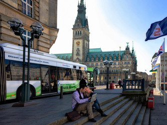 Free Public Transport in Hamburg for ECER 2019 Participants!