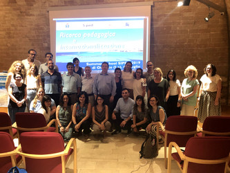 3rd EERA Academic Writing Workshop - SIPed Summer School, Otranto, Italy